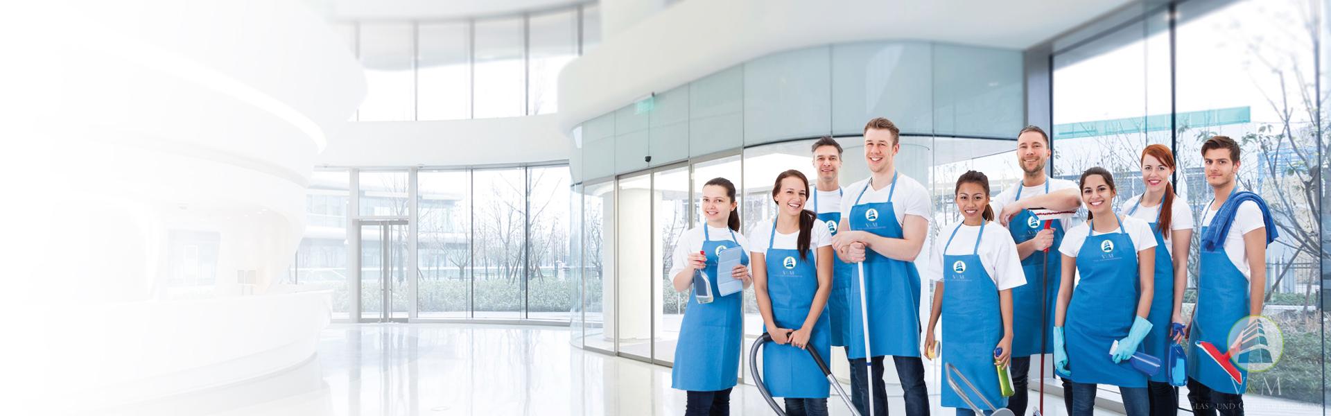 Professionelle Glas- und Gebäudereinigung in Bremen, Stuhr, Delmenhorst, Osterholz